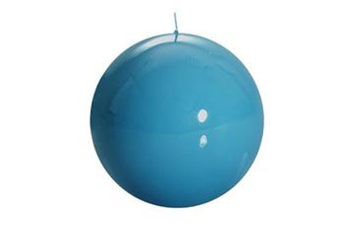 Lacquered Ball Candle