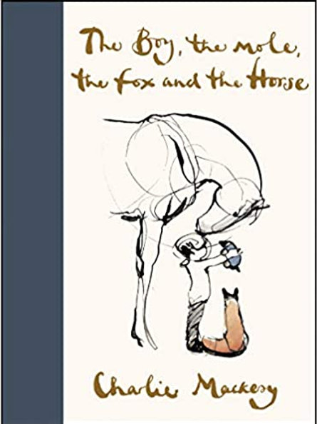 Book: The Boy, The Mole, The Fox and The Horse