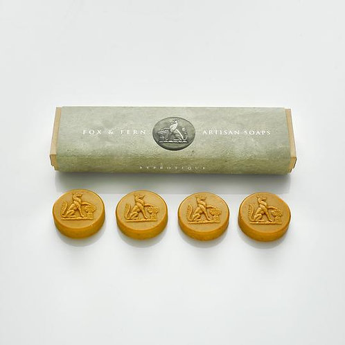 Fox & Fern Intaglio Soaps - Sweet Tea