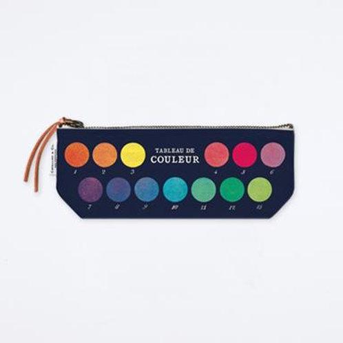 Colorwheel Mini Pouch