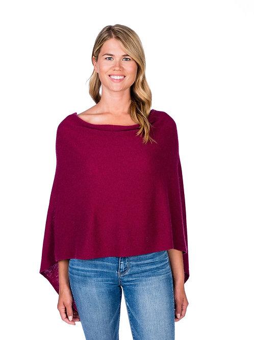 Cashmere Topper - 15 colors