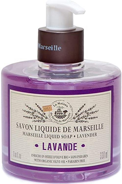 La Maison Savon du Marseille Lavender Hand Soap