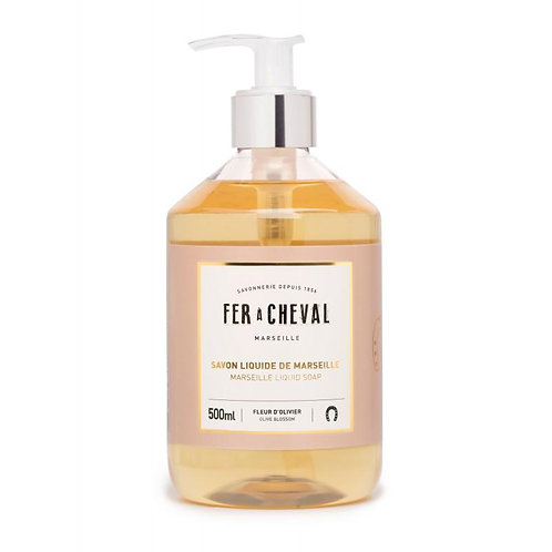 Fer à Cheval Liquid Soap - Olive Blossom 500ml