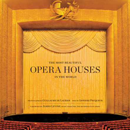 Book: The Most Beautiful Opera Houses in the World