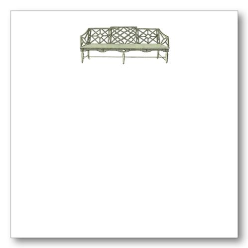 Square Noteblock - Gardeners Bench