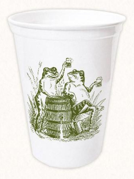 Toasting Toads Thermoform Cups 12 oz. - 20 pk