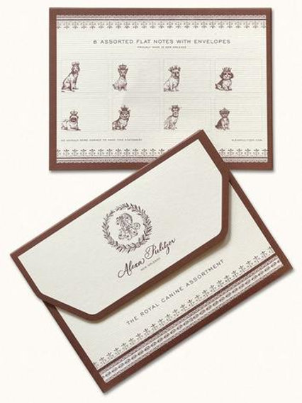 Notecard Set - Royal Canine
