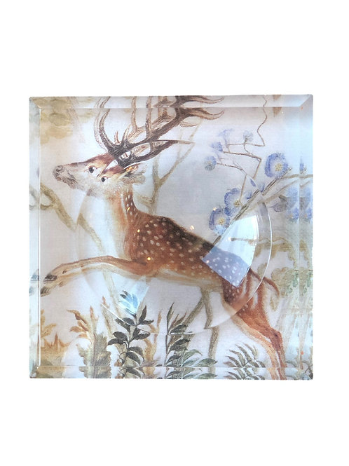 Stag Acrylic Soap Dish