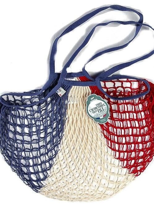 Bleu Blanc Rouge Filt Shopper Bag
