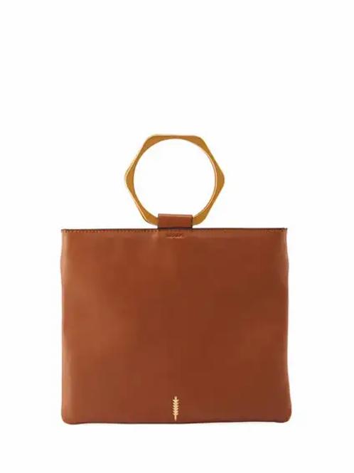 Le Pouch Leather Cognac