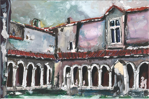 The Cloister St. Emilion