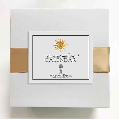 Classical Advent Calendar