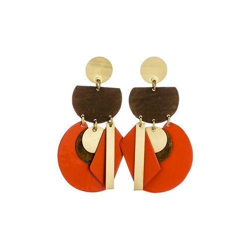 Good Fortune Earrings