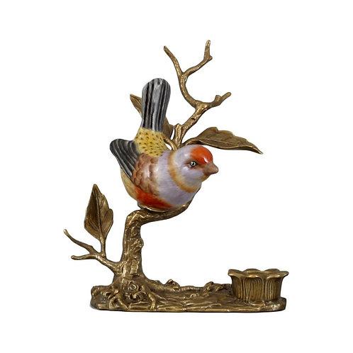 Little Bird Candle Holder