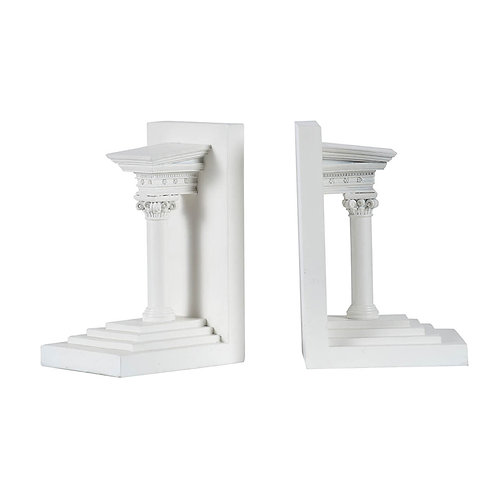 Architectural Bookends S/2