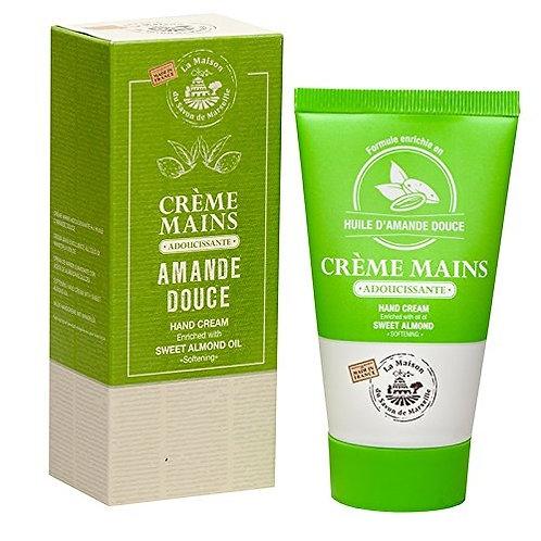 La Maison Savon du Marseille - Sweet Almond Hand Creme 75ml