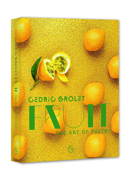 Book: FRUIT The Art of the Pastry