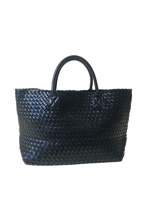 Hand Knitted Hand Bag
