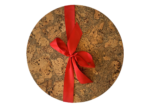 Round Cork Placemats (Set of Four)