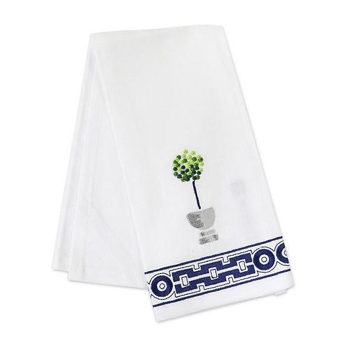 Topiary Guest Towel