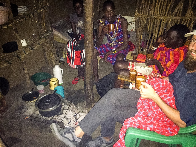 Maasai lunch