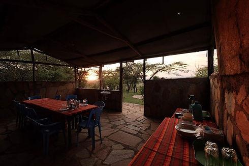 Accommodation in Maasai Mara