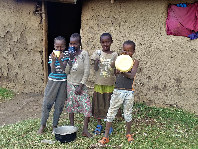 Happy kids...happy family
