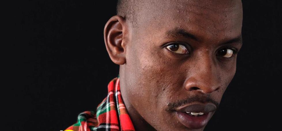 Dennis...your host & Maasai guide
