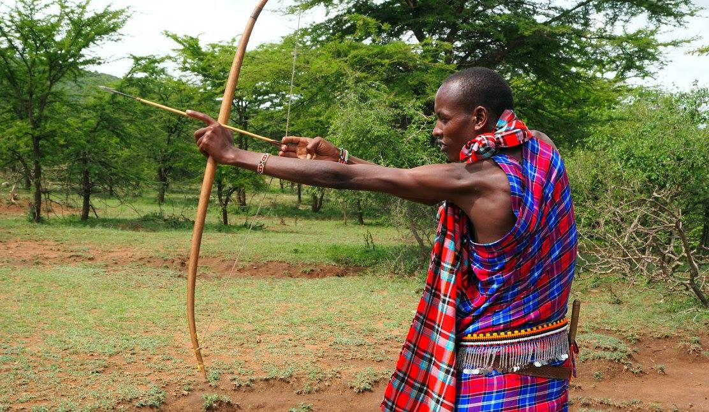 warrior bow