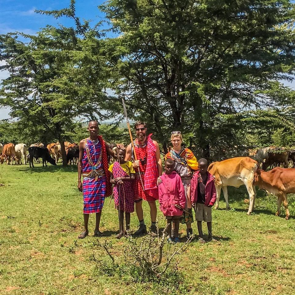 Maasai Cattle Experience