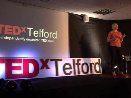 From Struggling to Leave the House to TEDx Speaker
