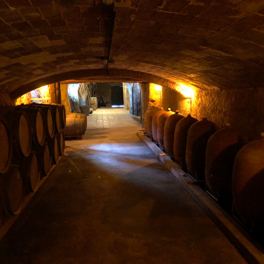 Small and exclusive family wineries