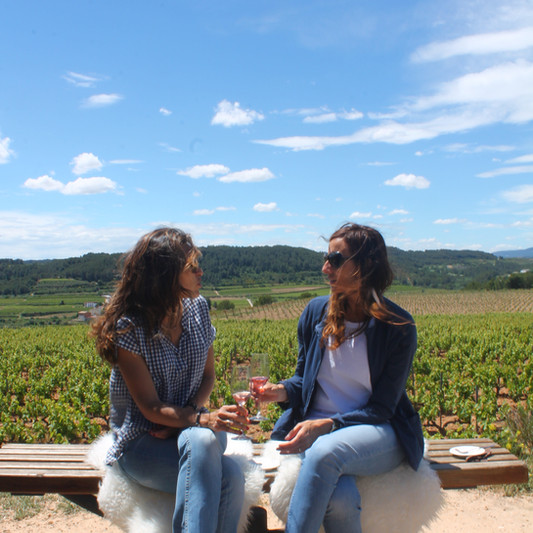 Chill out & wine tasting