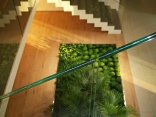 Лестница с перекрытием