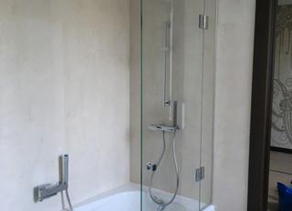 Душевая шторка на ванную
