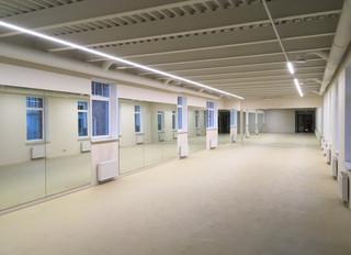 Зеркала в танцевальную студию