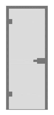 Стеклянная дверь №6