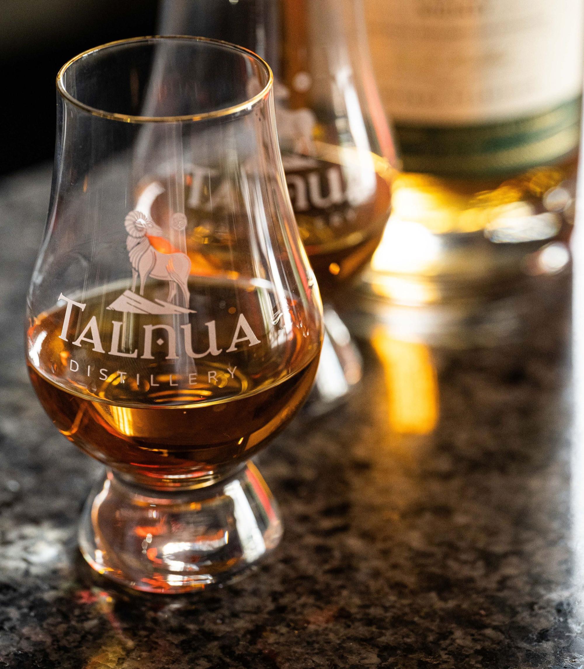 Talnua Distillery Guided Tasting