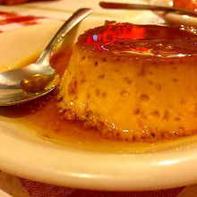 Shush, don't tell my madrina, this #flan is better 😱 This is the Flan from #rinconcriollo in #coron