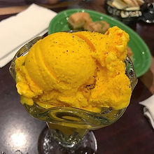 Mellow yellow 💛 This heat got us 😓 so of course it's a perfect day for #ice cream! 🍦🍨 This is th