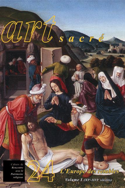 L'Europe des retables - I (Art Sacré vol. 24)