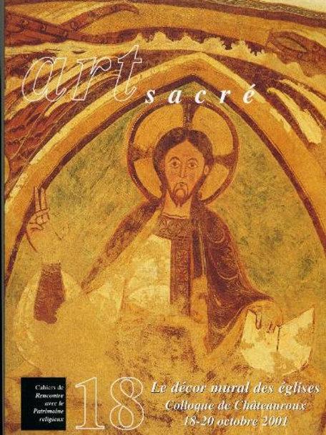 Le décor mural des églises (Art Sacré vol. 18)