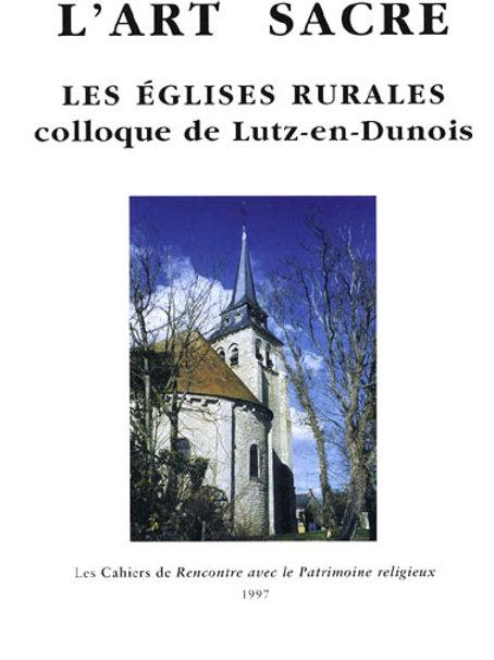 Les églises rurales (Art Sacré vol. 6)