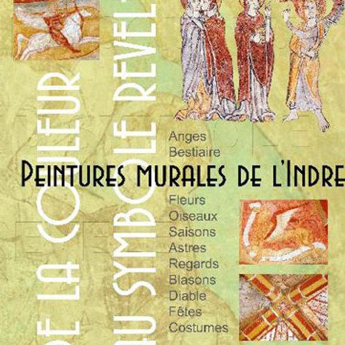 Peintures murales de l'Indre
