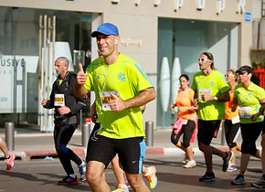 קבוצת ריצה בפתח תקווה