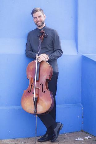 Joachim Müller-Crepon, Violoncello