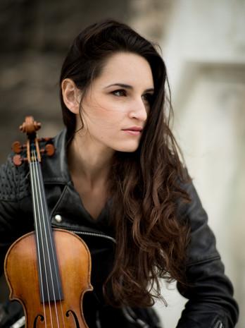 Vanessa Szigeti, Violine