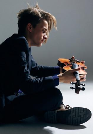 Dmitry Smirnov, Violine