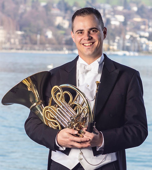 Florian Abächerli, Horn