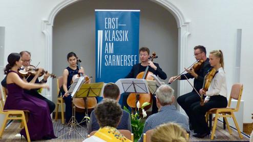 «ErstKlassik am Sarnersee»: Wenn Spielfreude das Musikhören zur Erlösung werden lässt